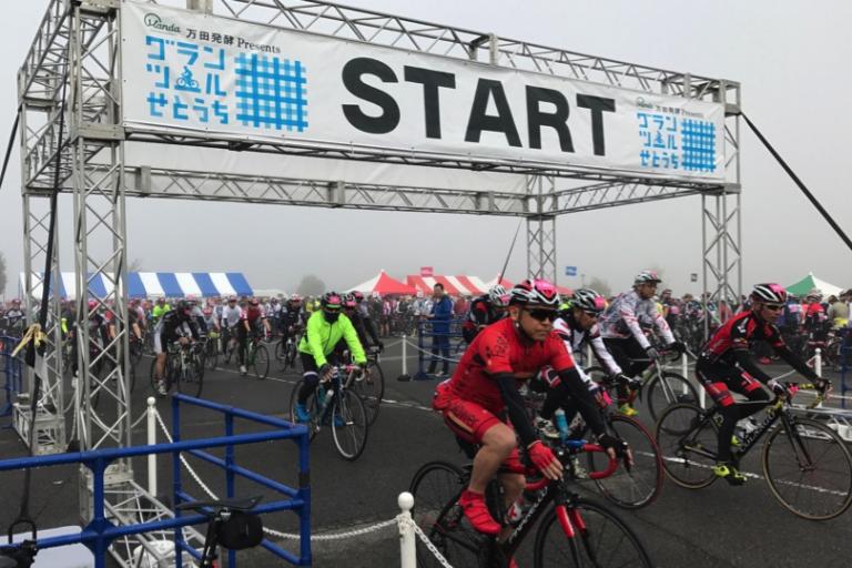 【イベントレポート】約1,800名が参加!<br>サイクリストの聖地「しまなみ海道」にて<br>「万田発酵Presents グラン・ツール・せとうち2017」開催