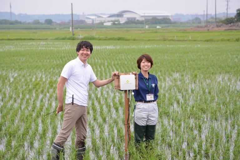 「e-kakashi」が「マイナビ農業」に掲載されました。