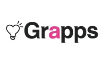「LunaRitta」が「Grapps」に掲載されました