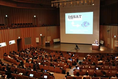 米国「Science」誌の世界初主催イベントに <br>「e-kakashi」チームが登壇、<br> 農業におけるIoT、ビッグデータ、AI、CPSの活用事例を紹介
