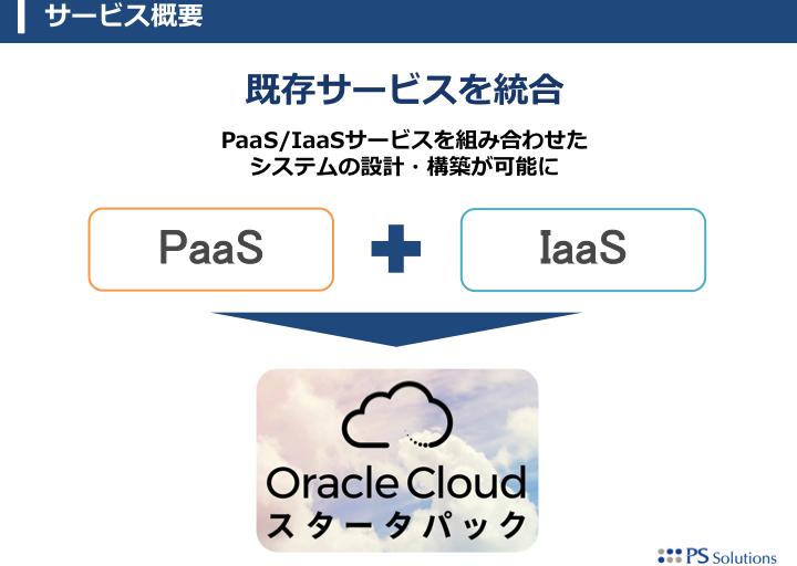 「Oracle Cloud」の利用開始および運用を容易にする<br>「Oracle Cloudスタータパック」をリニューアル